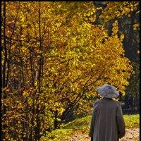 Кусково. Уходящая Осень. :: Надежда Лаптева