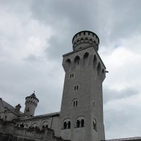 Одна из башен замка Нойшванштайн :: Ольга Иргит