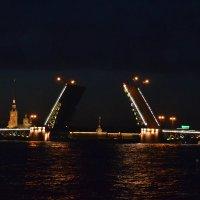 Разводные мосты :: Дмитрий Дик