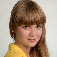 Одна юная особа :: Анатолий Тимофеев