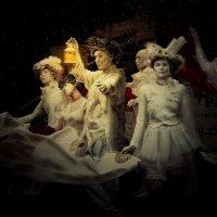 White ghosts :: Olga Starling