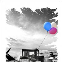 счастливый грузовик :) :: . vvv .