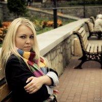 в парке :: Юлия Кашина