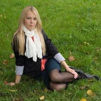 Теплая осень :: Юлия Кашина
