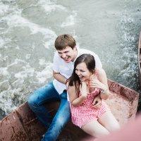 Двое в лодке 2)) :: Карина Клочкова