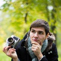 Фотограф на природе :: Valentina Zaytseva