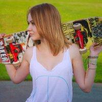 Скейтбординг :: Валерия Гуля