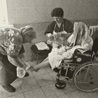 Помывка :: Светлана Яковлева