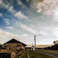 Поезда сюда больше не ходят :: Stas Storcheus