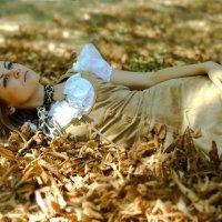 в парке :: Nasty Gavrilova