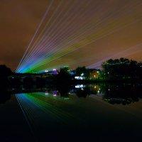 Свет над озером... :: Viktor Nogovitsin