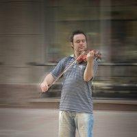 Играла скрипка (2) :: Сергей В. Комаров