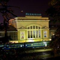ЖД вокзал :: Alex Basjuk