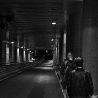 В тоннеле :: Илья Пономаренко