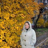 Листвы пожар осенний :: Борис Русаков