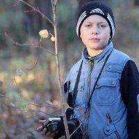 юный фотолюбитель :: Олег Петрушов
