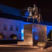 Памятник Юзефу Понятовскому :: Andrey Tutov