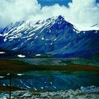 Гора, вид снизу. :: Виктор Осипчук
