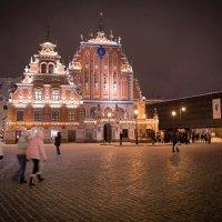 Рига на Рождество :: Ксения Исакова