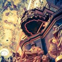 в церкви :: Вікторія Бєльська