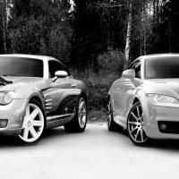 Crossfire & Audi TT :: Рашид Рахимов