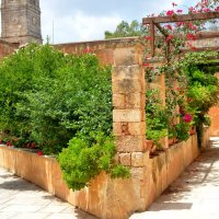 Монастырь Святой Троицы (Крит) :: Светлана Королева