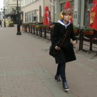 А я иду, шагаю по Москве... :: Юрий Бомштейн