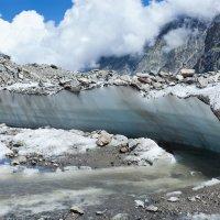 Ледник Мижирги :: Владимир Куц