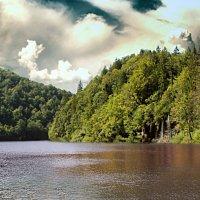 Озеро Блед :: Карина Осокина