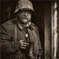1916. Deutsch Bier :: Виктор Перякин
