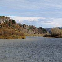 Осеннее равновесие (исправление горизонта) :: Нина северянка