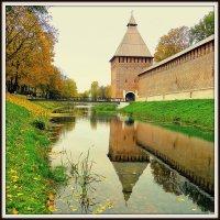 Смоленская крепость. Башня Копытенская. :: Игорь