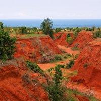 красный каньон..вьетнам :: Андрей Сафронов