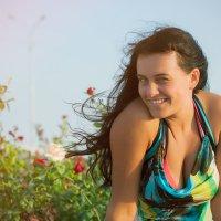 Лето в душе :: Асель Шингисханова