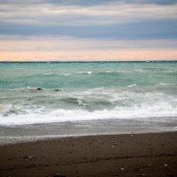 Бывает Море в сентябре... :: Людмила Белая