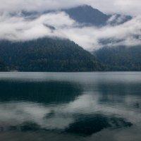 Волшебное озеро Рица :: Людмила Белая