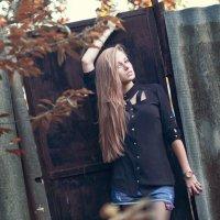 осень :: Евгения Осадчая