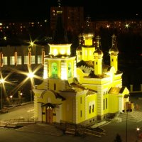 храм :: евгений Смоленцев