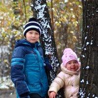 брат с сестрой :: Светуля Тонких