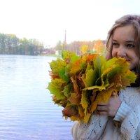 На берегу :: Александра Сучкова