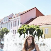 В Вильнюсе :: Рина Мызникова