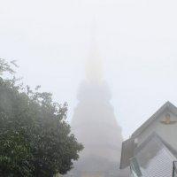 Королевская усыпальница на склоне самой высокой горы Таиланда, 2565 м :: Владимир Шибинский