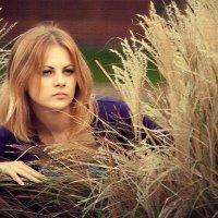 в засаде :: Nasty Gavrilova