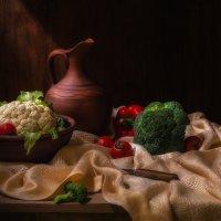 С овощами :: Светлана Л.
