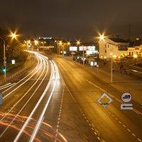Вечерняя дорога :: Марина Пушкина