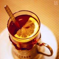 чай с лимоном :: Татьяна Исаева-Каштанова
