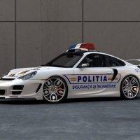 Porsche 911 Art Concept Studio by Bogdan Urdea :: Борис Русаков