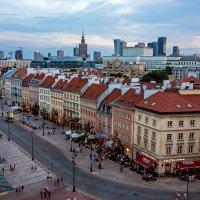 Краковское предместье :: Andrey Tutov