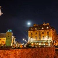 Колонна короля Сигизмунда :: Andrey Tutov