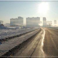 мороз :: Valeriy Somonov